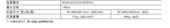 柯尼卡美能达C226彩色复印机基本规格-科颐办公